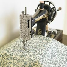 William Morris Merton Green Pvc / Oilcloth Fabric By The Half Metre