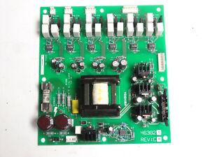 Toshiba 46382 C Rev C H Circuit Board