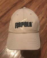 NEW Rapala Trucker Fishing Cap Charcoal//Neon Yellow Mesh Left Logo RTC106