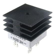 50A 1000V Custodia in metallo raddrizzatore ponte con dissipatore di calore HKIT