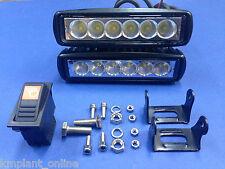 Manitou Parts Spot Light LED Work Lamp 1440 Lumens