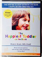The Happiest Toddler on the Block DVD 2004 Harvey Karp Tantrums Raising Children