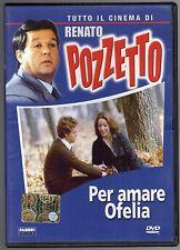 dvd Tutto il cinema di Renato Pozzetto PER AMARE OFELIA