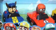 Paw Patrol  Paw Racers 6 Pack Chase Zuma Rubble Skyle Rocky Marshall Ages 3+