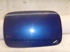 BMW E38 7 series 94-01 3.5 V8 M62 fuel filler flap fuel flap avus blue avusblau