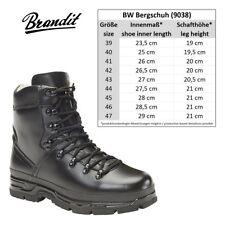 "Brandit® BW German Army Military Mens Mountain Boots  ""BW Bergschuh"" - Brand New"