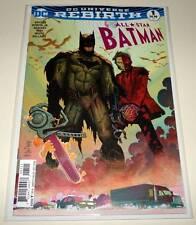 All-STAR BATMAN # 1  DC Comic Oct 2016  NM   ROMITA VARIANT COVER EDITION