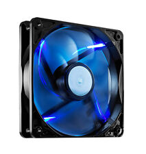 4 Paquete de CoolerMaster SickleFlow 120mm Case Fan LED azul