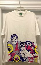 Authentic Mighty Healthy Pop Art comic tee t-shirt Supreme XL