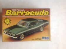 MPC,AMT,Revell - 1969 Plymouth Barracuda 2in1 Kit, M. 1:25,Nr.6070,selten