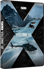 509 Films DVD Volume 10 Snowmobile Industry Ride 509 Backcountry Chris Burandt