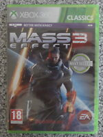 Mass Effect 3 For PAL XBox 360 (New & Sealed)