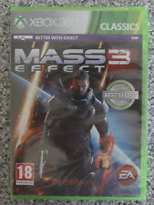 Mass Effect 3 pour PAL Xbox 360 (NEW & SEALED)