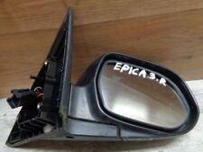 Chevrolet Epica 2,0 D el. anklappbar Außenspiegel Spiegel rechts (3) Linkslenker