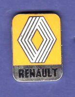 RENAULT HAT PIN LAPEL PIN TIE TAC ENAMEL BADGE #1766