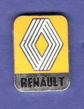 RENAULT HAT PIN LAPEL PIN TIE TAC ENAMEL BADGE #1766