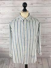 GUESS Retro Shirt - Medium - Striped - Great Condition