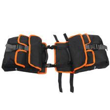 New Bike Bicycle Rear Rack Pannier Bag Waterproof Seat Box 30L Messenger Bag AU