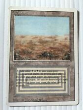 Scrubland Revised PLD-SP Land Rare MAGIC THE GATHERING CARD English