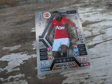 RARE Match Attax 2013-14 LE5 Ryan Giggs Silver Limited Edition 13-14 MINT