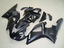 Fairings fit for Yamaha R1 00 01 Matt Black