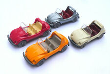 4  VW  Buggy Wiking -Modelle❌Wiking / 1:87 H0 ohne OVP #4270/103