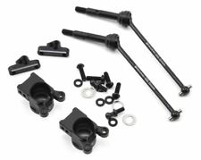 Yokomo Z2-415RS Aluminum Offset Rear Hub Carrier Set (0 Degree)