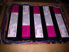 10  Sylvania Quicktronic QT-2 x 32/277 IS Ballast F32T8 277 Volts