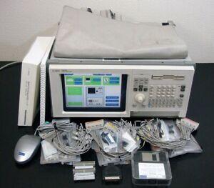 Agilent 1671G 102ch 500MHz 4MW Portable Logic Analyzer
