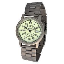 Aristo Unisex Armbanduhr U-Boot Uhr Automatik Titan 5H92TIB wasserdicht 10ATM