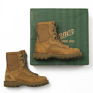 """Danner 8"""" Marine Expeditionary Hot Mojave Brown Boot - Men's Size 6"""