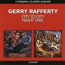 City to City/night Owl 5099909884724 Gerry Rafferty