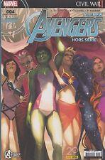 ALL-NEW AVENGERS HORS SERIE N° 4 Marvel Panini comics All new 2017