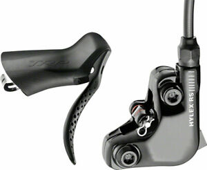 Hylex RS Disc Brake & Lever Set - TRP Hylex RS Disc Brake and Lever - Front,