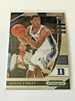 2020-21 Prizm Draft Picks Basketball Rookie #28 - Cassius Stanley RC - Pacers