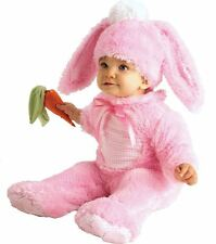 Child Precious Pink Wabbit Easter Bunny Rabbit Fancy Dress Costume Outfit 885352