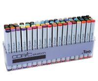 COPIC Sketch 72pcs C Colors C-Set Art Supplies Pens Marker Craft Drawing_emga