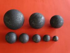 1 Eisenkugel Alternative zu Bleikugeln Bleie 70 mm Vollkugel