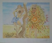 Salvador Dali Original Etching S/N