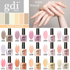 GDI Nails Professional 15ml Foundation Base Coat UV LED Soak off GEL Nail Polish