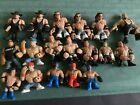 Mattel WWE Wrestling Rumblers Mini Action Figures Bundle