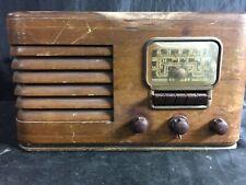 New ListingVintage Crosley Short Wave Radio Model 21