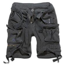 Shorts Brandit Vintage Savage 2001-2 schwarz XL