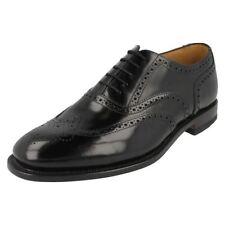 Herren-Business-Schuhe aus Echtleder in EUR 42 Rahmengenäht