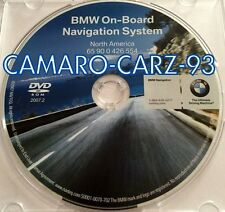 2007 2008 BMW E65 E66 750i 750Li 760Li Navigation DVD # 554 Map Edition © 2007.2