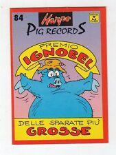 figurina card - HARPO MASTER CARDS  - numero 84