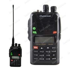 WouXun KG-UV6D 66-88/136-174MHz Dual-Band FM Ham Two Way Radio 1700mAh Battery