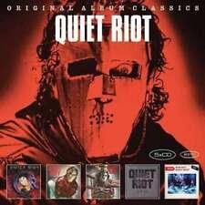 Quiet Riot - Original Album Classics NEW CD