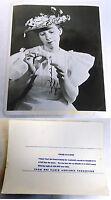1950s NBC Press Photo ~ MINNIE PEARL Grand Ole Opry