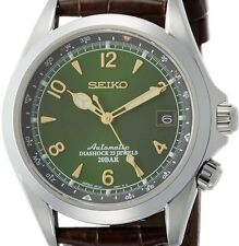 New! SEIKO MECHANICAL Alpinist SARB017 Automatic Men�€™s Watch Made in Japan!